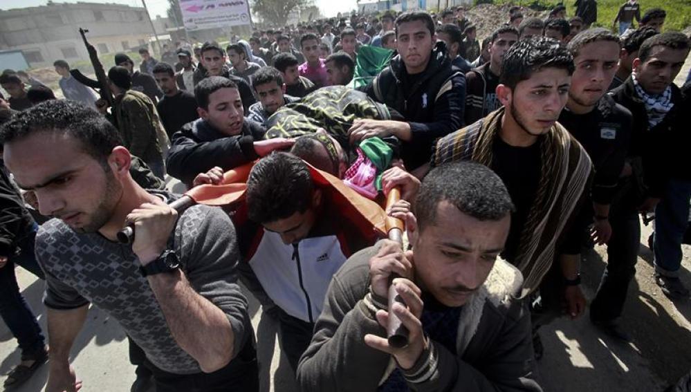 Doce muertos en Gaza por los bombardeos de Israel