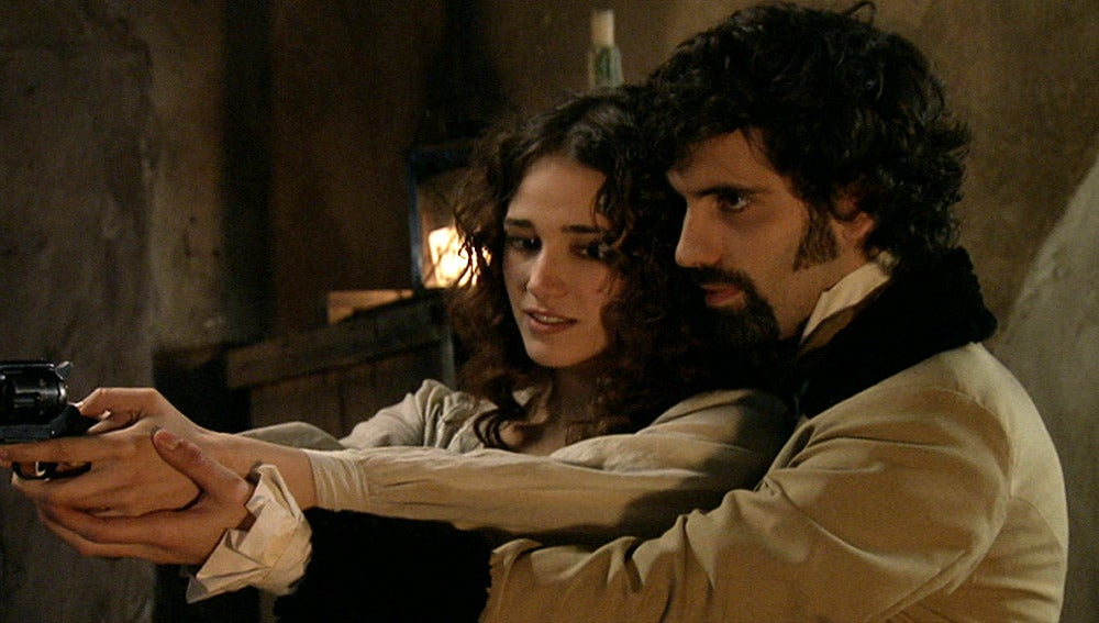 Jimena y Alejandro