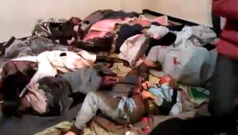 Hallados 45 cadáveres, en su mayoría mujeres y niños, en Homs