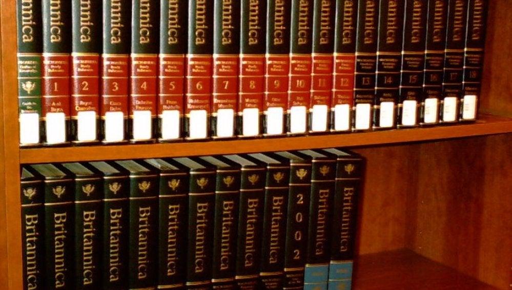 La enciclopedia británica