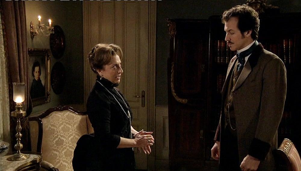 Leonor ordena a Aníbal matar a Adolfo