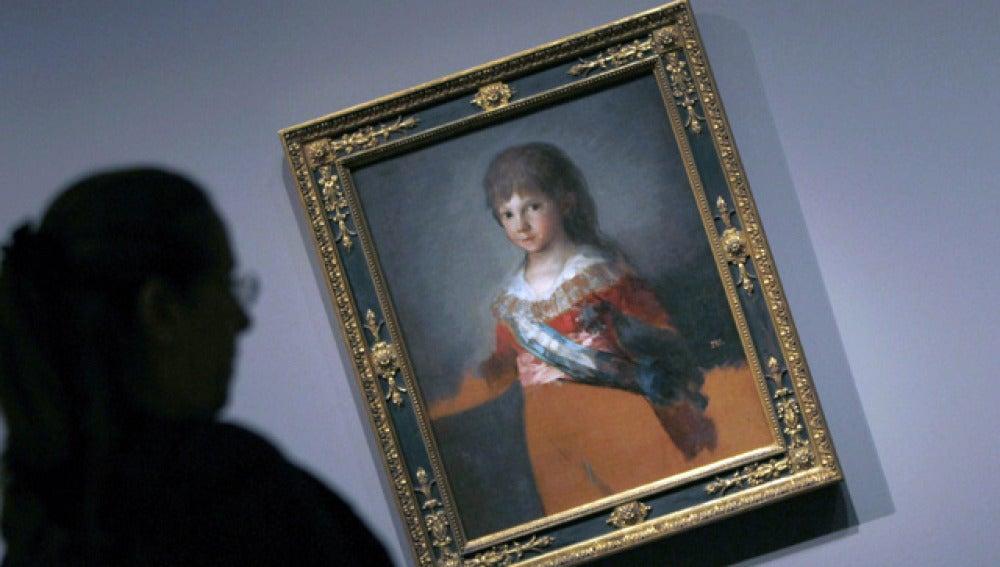 Exposición de Goya