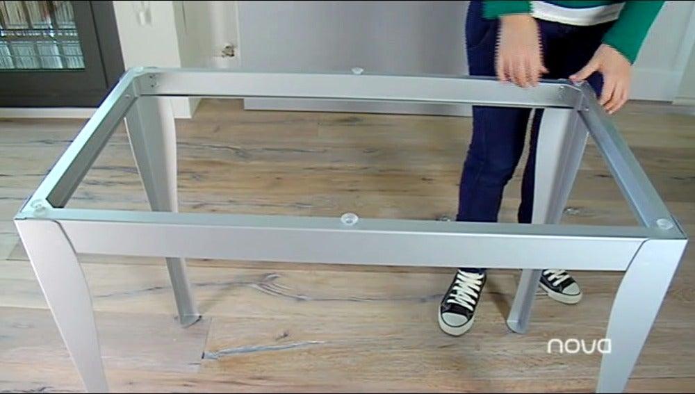 Construye una mesa a la carta
