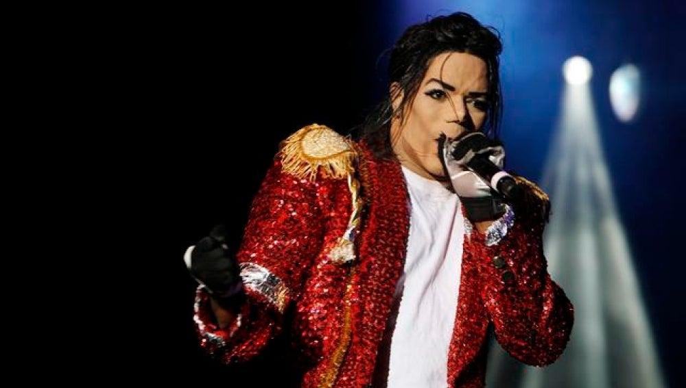 Fréderick Henry, doble oficial de Michael Jackson
