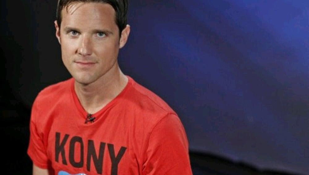 Jason Russell, autor del vídeo 'Kony 2012'