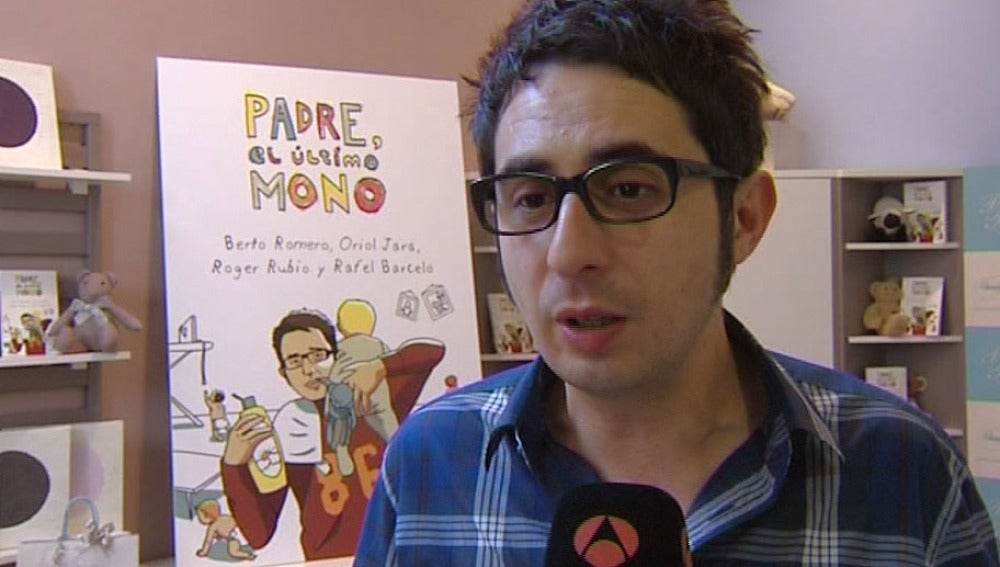 Berto Romero habla de su libro