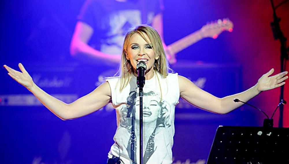 Concierto de Kylie Minogue