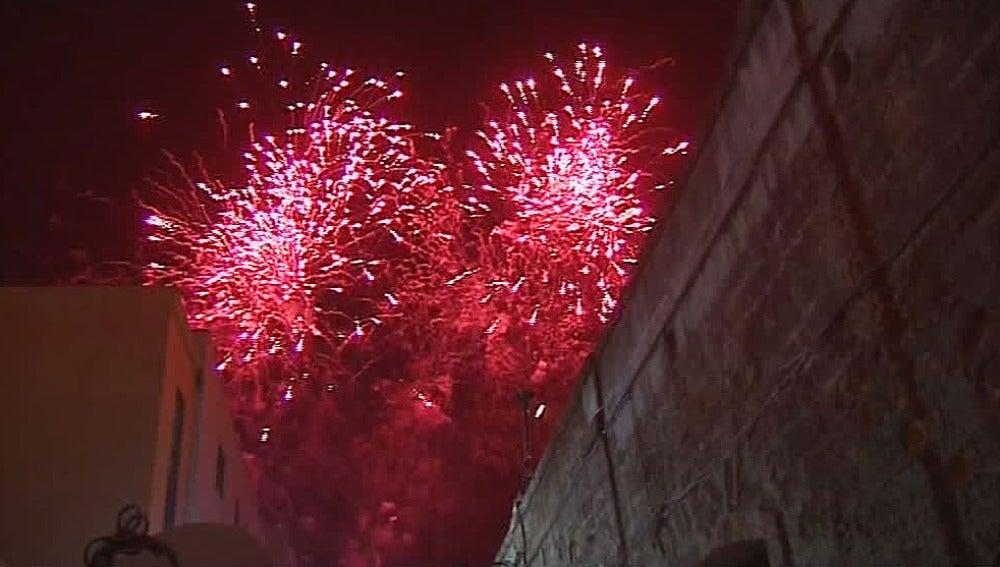 Fin de fiesta en Cádiz