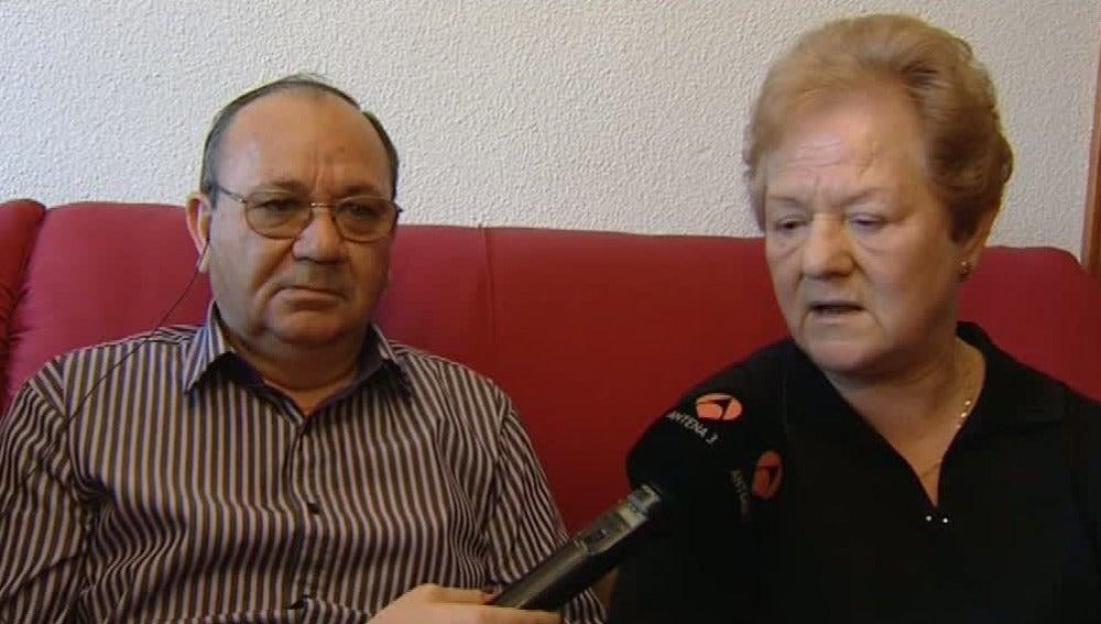 Padres de Ana Páez