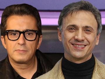 Buenafuente y José Mota en Atrapa un millón