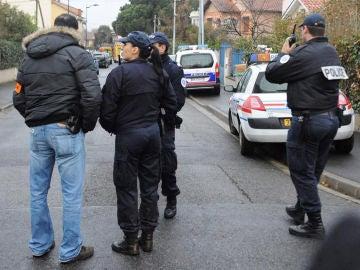 Policías de Toulouse