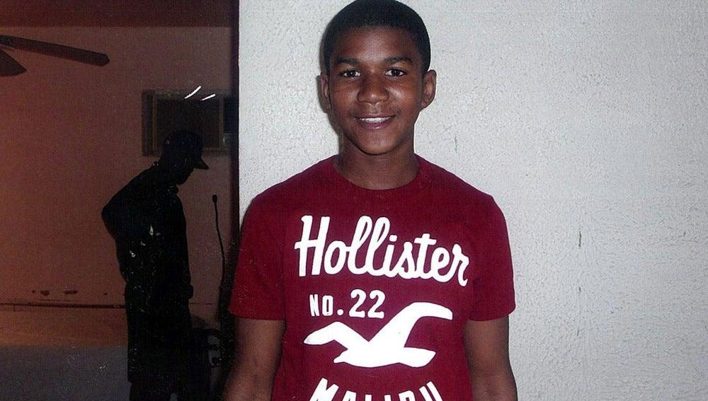 Trayvon Martin, asesinado en Florida