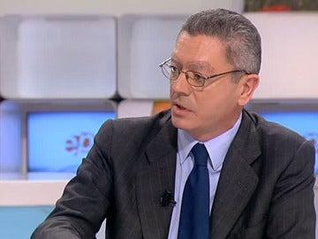 Alberto Ruiz-Gallardón en Espejo Público