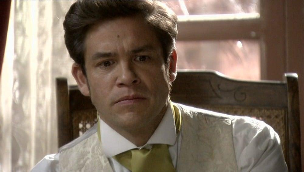 Álvaro descubre la verdadera identidad de Teresa