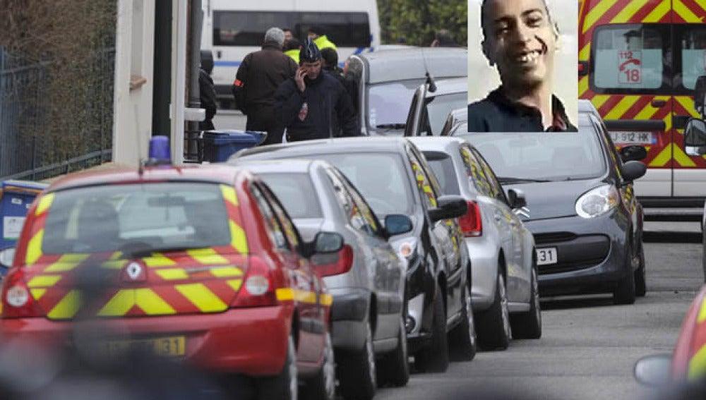 El asesino de Toulouse podría estar muerto