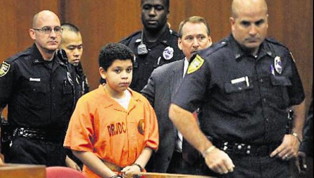 Menor que podría ser condenado a cadena perpetua
