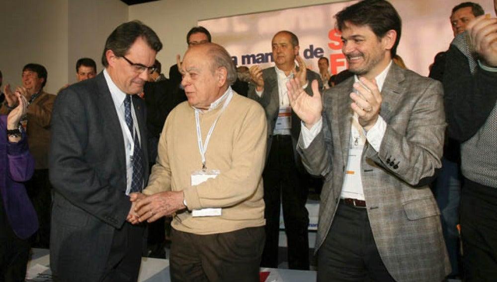 XVI congreso de Convergència Democràtica de Catalunya