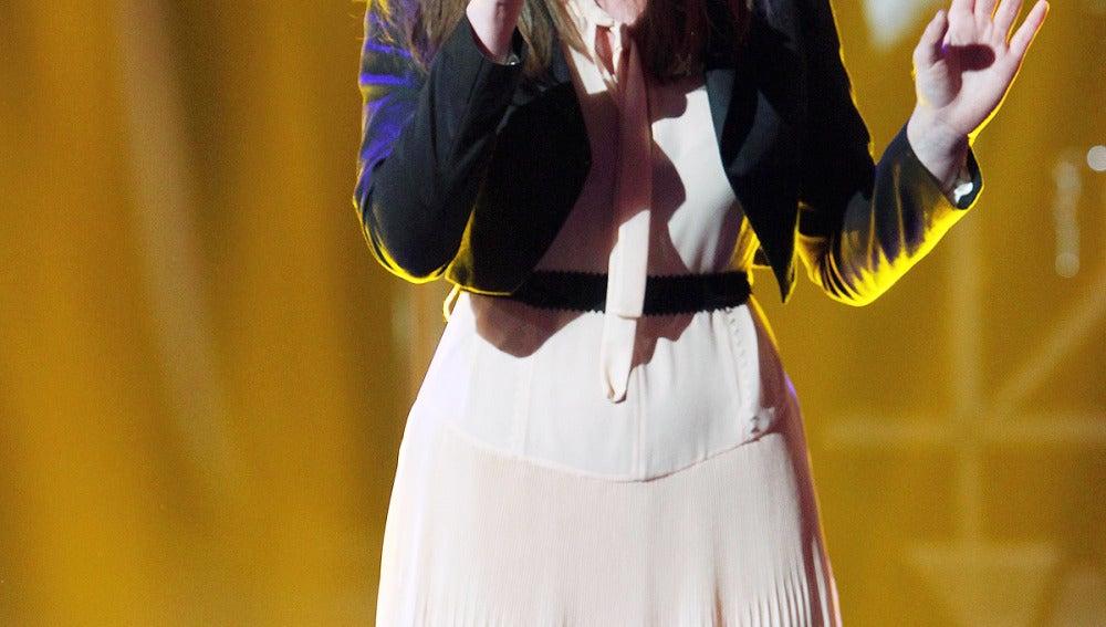 Laia Véhi en El Número Uno