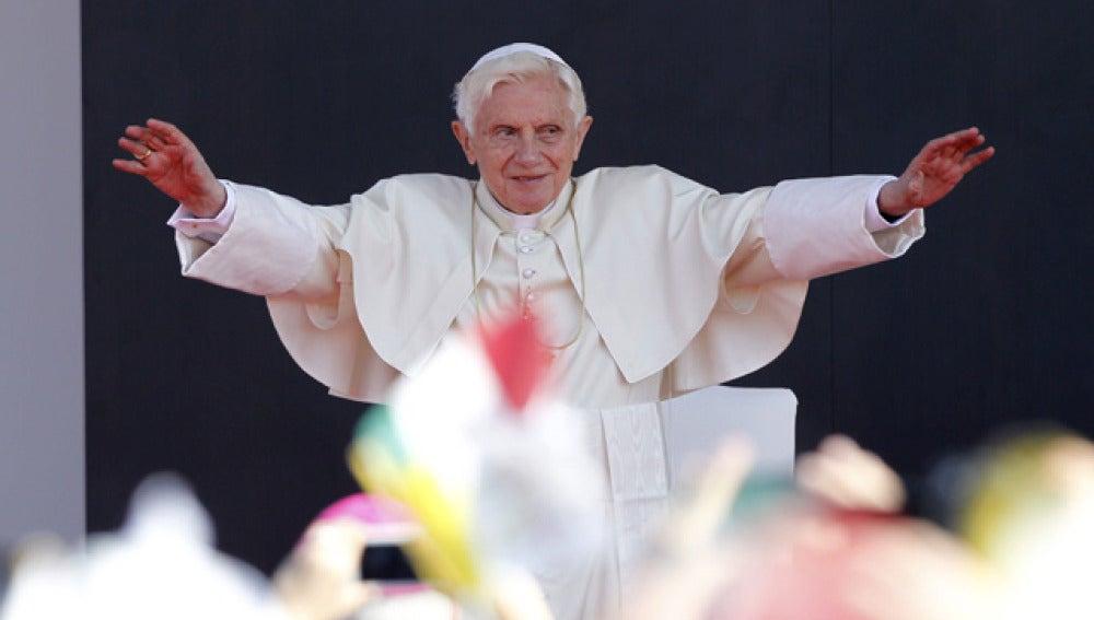 El Papa llega a Cuba
