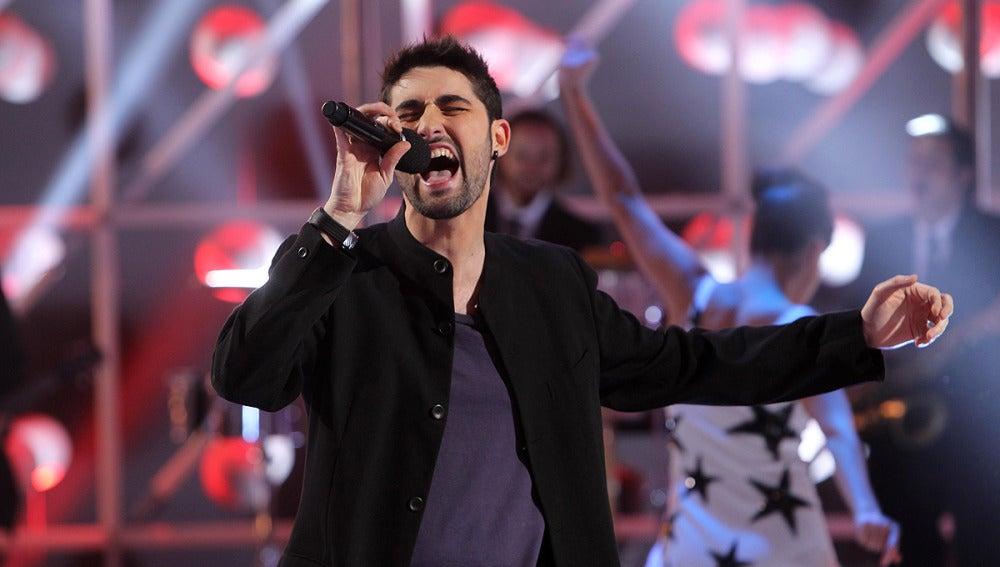 Gala 1 | Sergio Campoy canta 'El secreto de las tortugas'