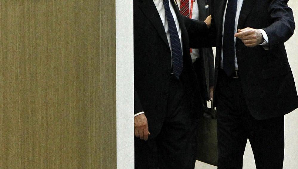 Monti se disculpa con Rajoy