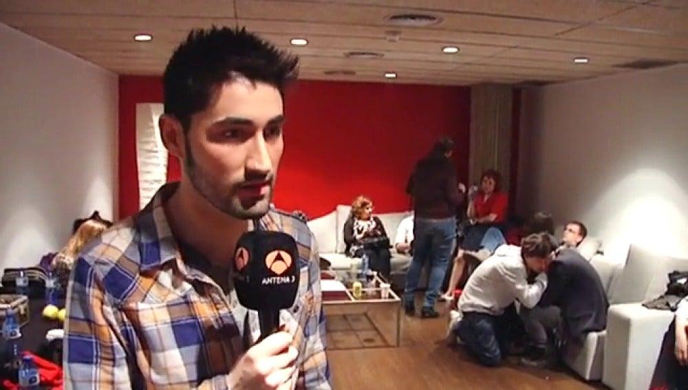Entrevista con Sergio Campoy