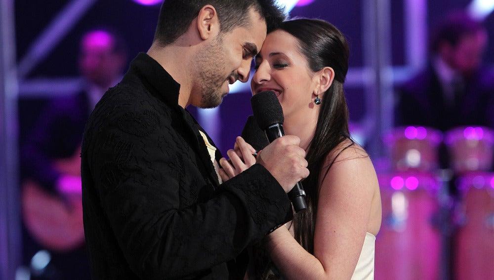 Gala 1 | Javi y Maribel versionan 'Devuélveme la vida'