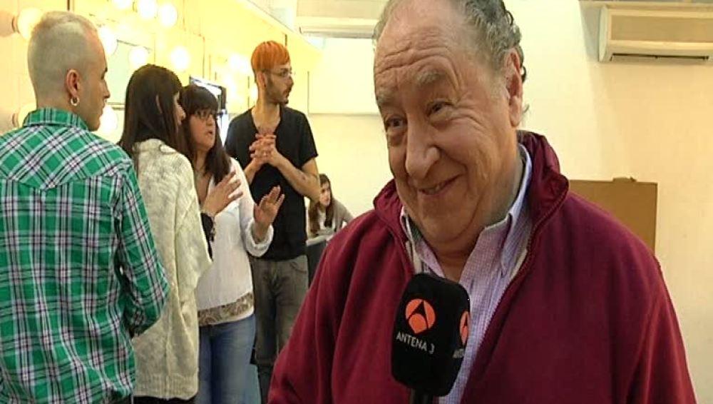 Entrevista a Alberto Pestaña