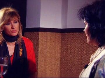 Ruth en la entrevista de Espejo Público