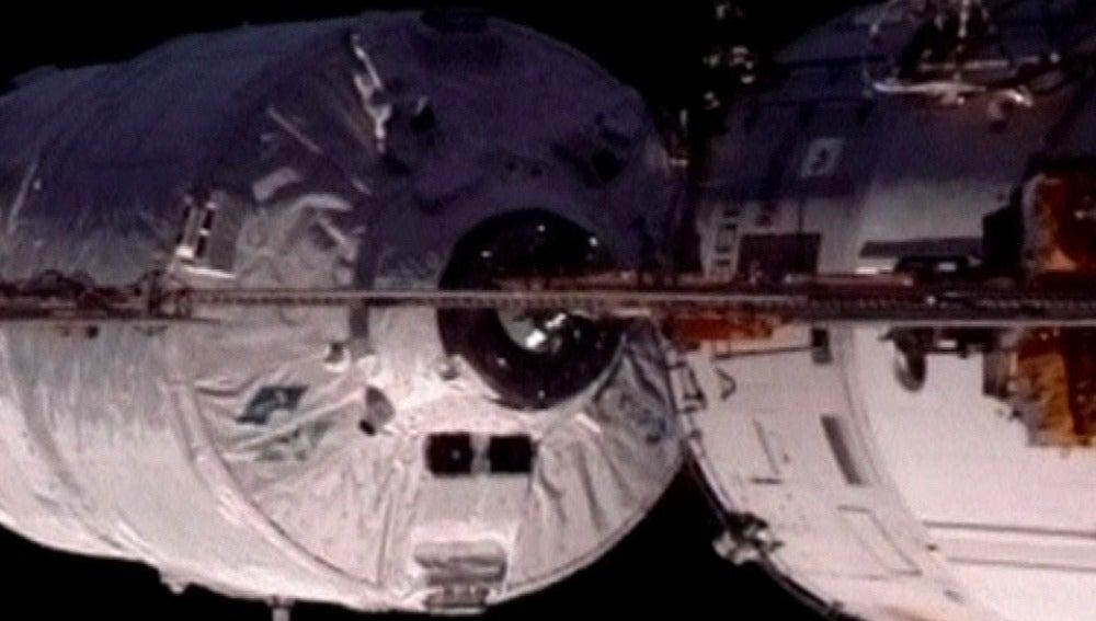 La Estación Espacial Internacional tiene una nueva 'invitada'