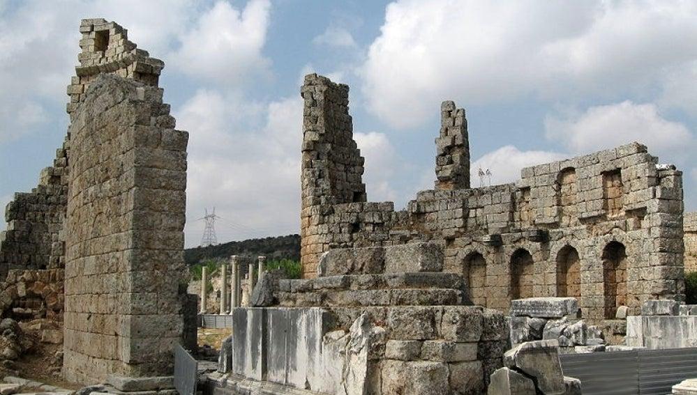 Ruinas de Perge