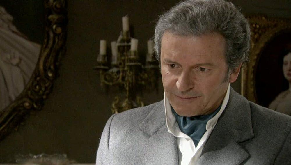 Germán le pide a Álvaro que se vaya con él a Argentina