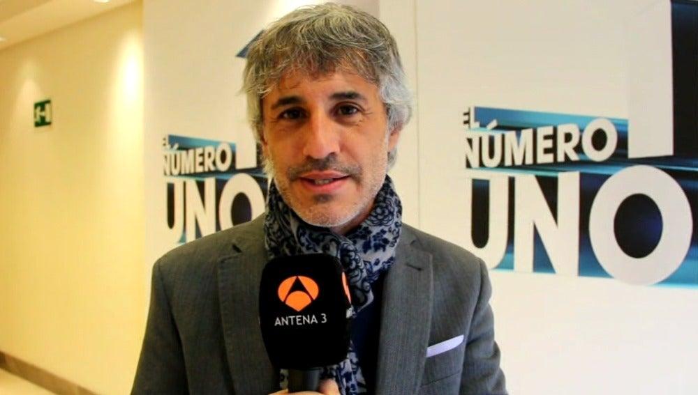 "Sergio Dalma te invita a tuitear ""El Número Uno"""