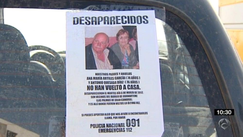 Ancianos desaparecidos
