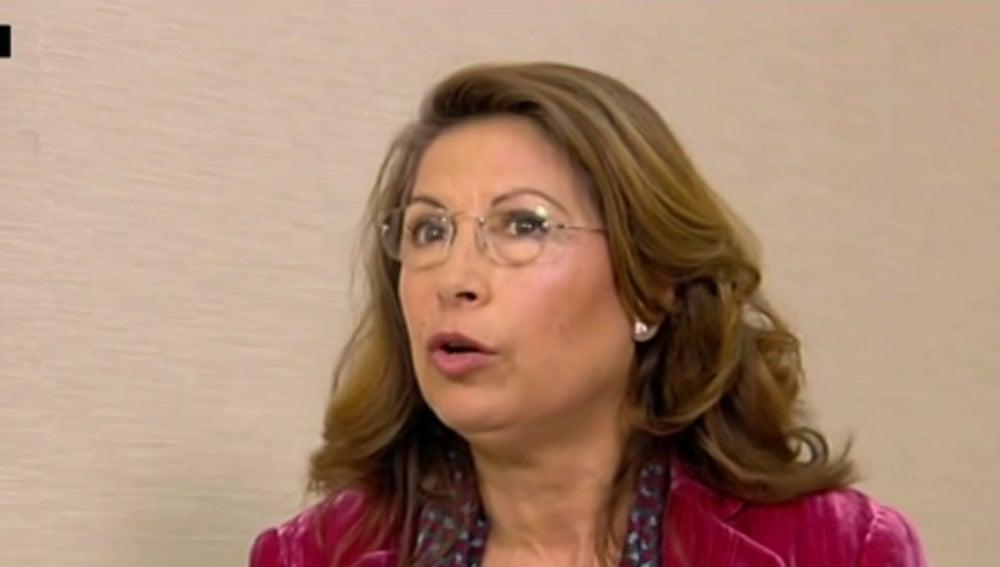 Asunción habla para Espejo Público