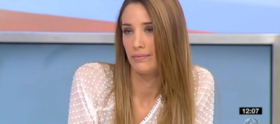 Antena 3 tv patrizia habla en espejo p blico for Ver espejo publico hoy