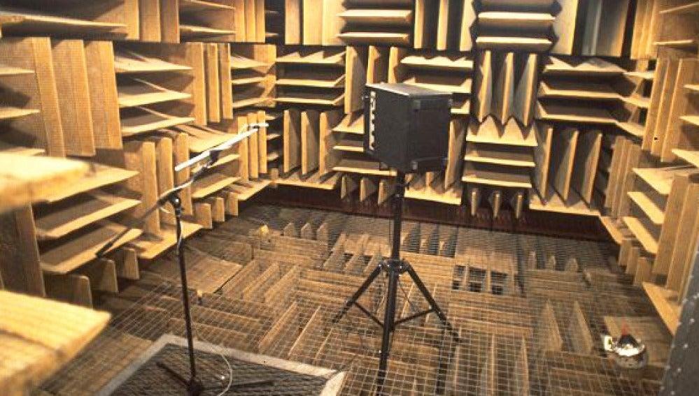 La 'anechoic chamber' es el lugar más silencioso del mundo