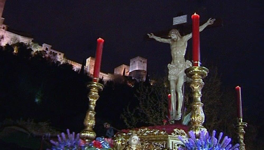 El Cristo de los Gitanos, arte y pasión