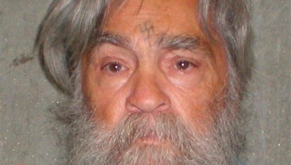 El criminal Charles Manson