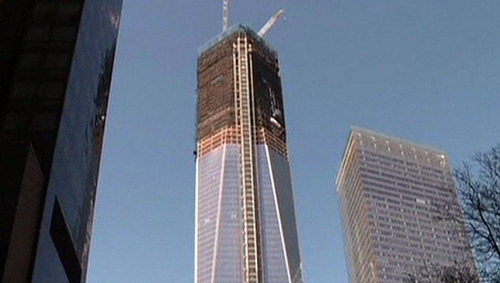 La torre que sustituirá a las Gemelas