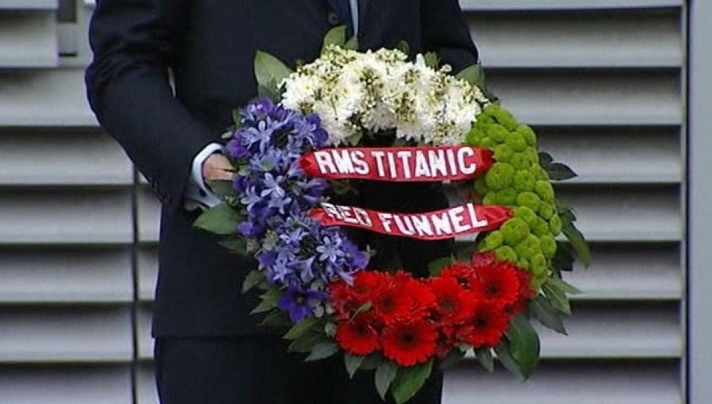 Homenaje al Titanic