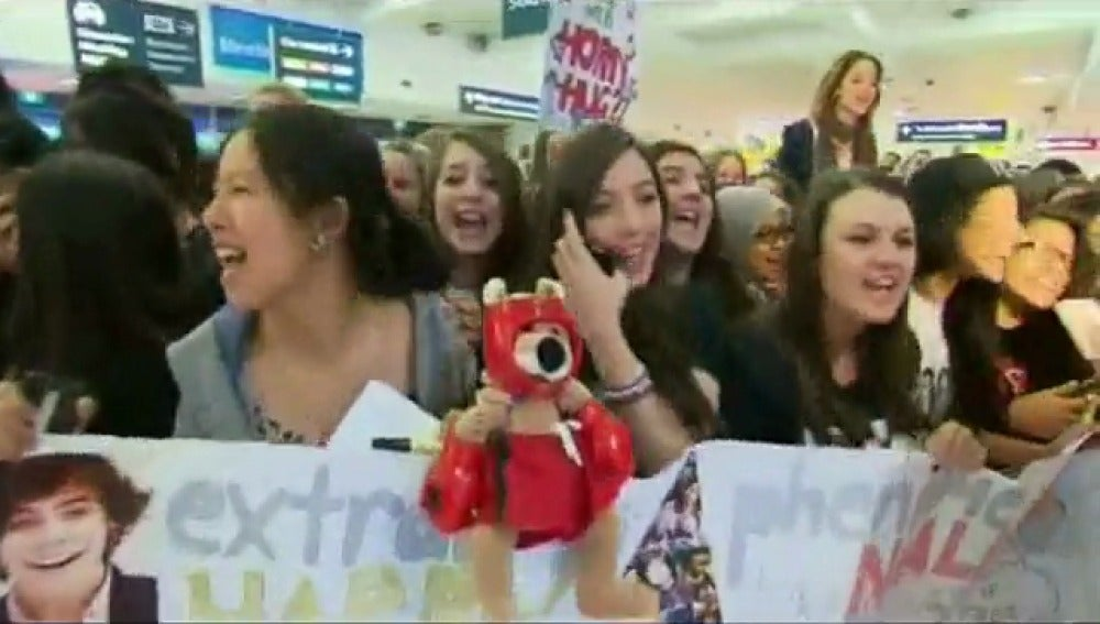 Fans de 'One Direction' en Australia
