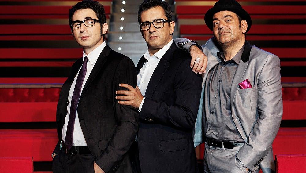 Berto, Andreu y Corbacho