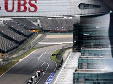 Superdestacado China Fórmula 1