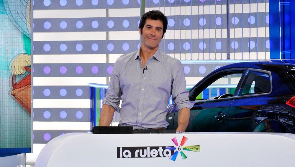 Jorge Fernández en La Ruleta