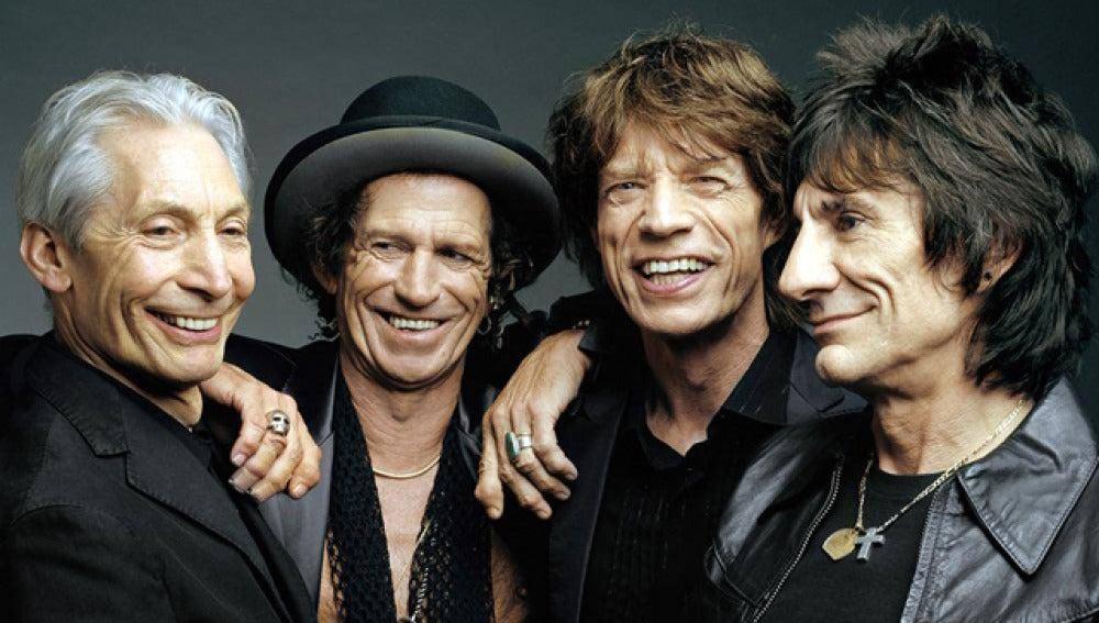 Los Rolling Stone celebran su 50 cumpleaños