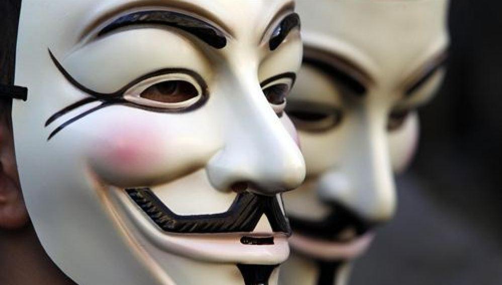 Anonymous ataca las webs del gobierno heleno