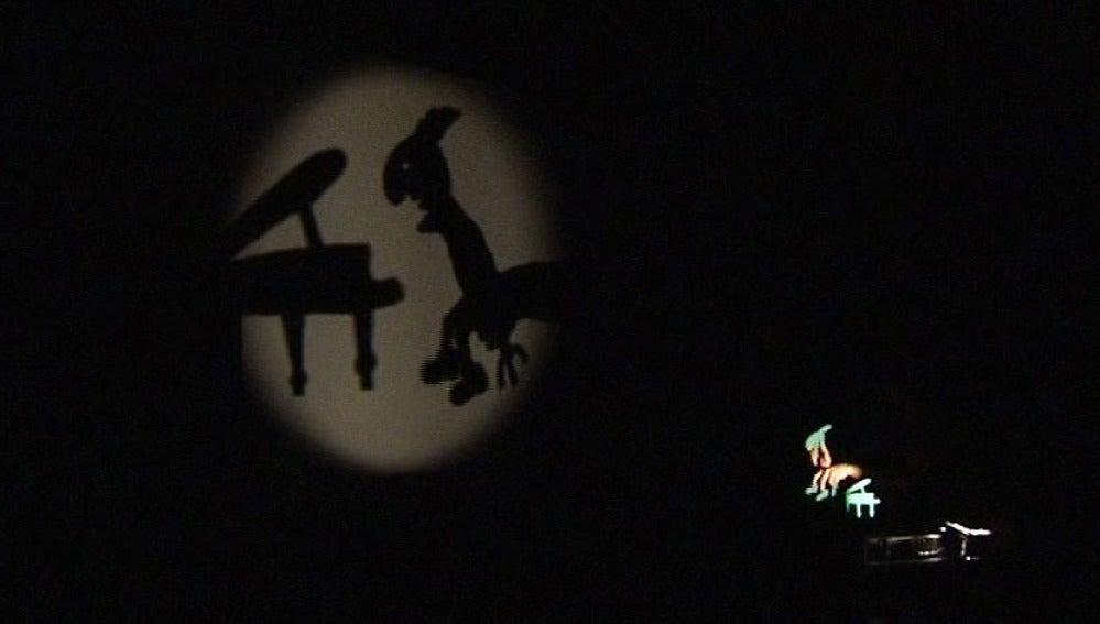 Sombras chinescas para entender el séptimo arte