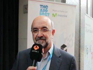 Mikel Lejarza en The App Fest