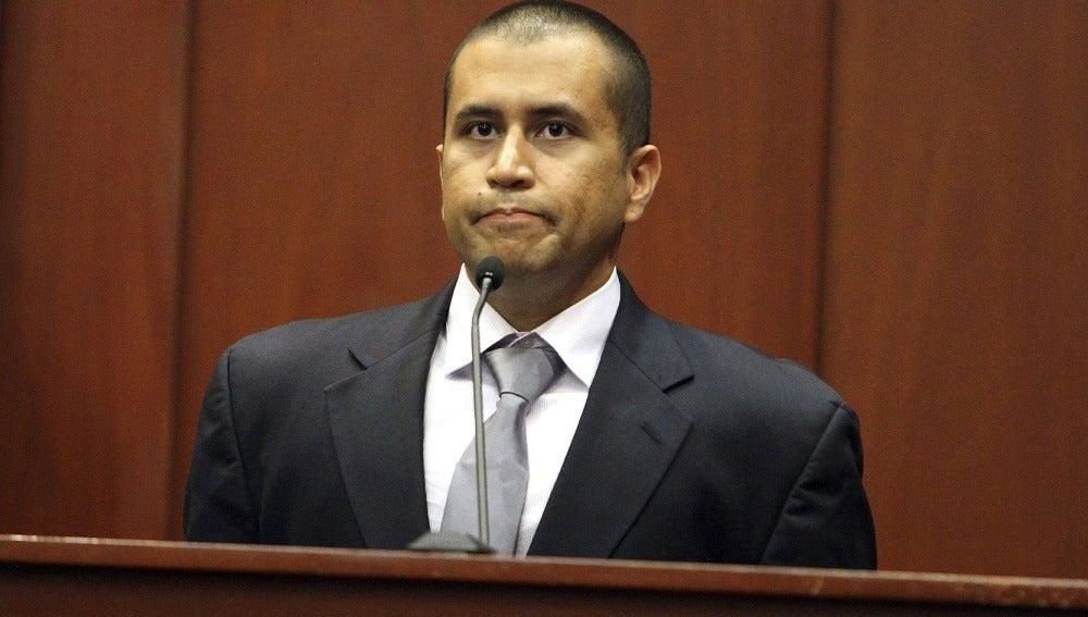 George Zimmerman, acusado del asesinato de Trayvon